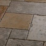 Natural Stone Antique Collection Biblical Pattern